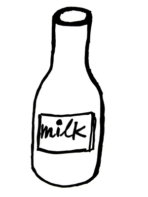 Milk Jug clipart glass drawing LIVESTRONG Sleep Milk COM Better?