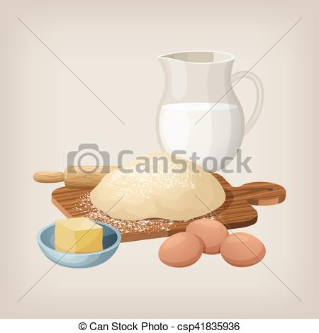 Milk Jug clipart milk egg The the The and Eggs