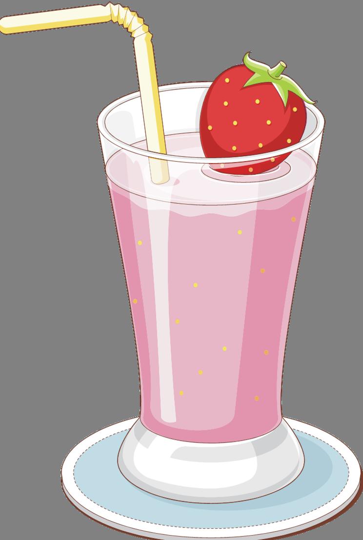 Milk Carton clipart milkshake #11
