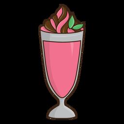 Milkshake clipart dessert #4