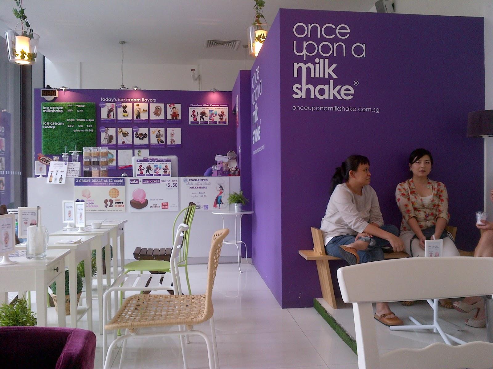 Milkshake clipart pagar Singapore of during Tuck lived
