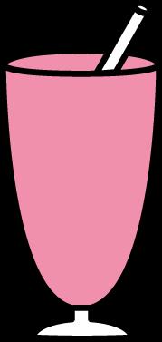 Milkshake clipart pink Images For classroom Art Art