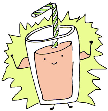 Smoothie clipart funny The Miss Advice smoothie mighty