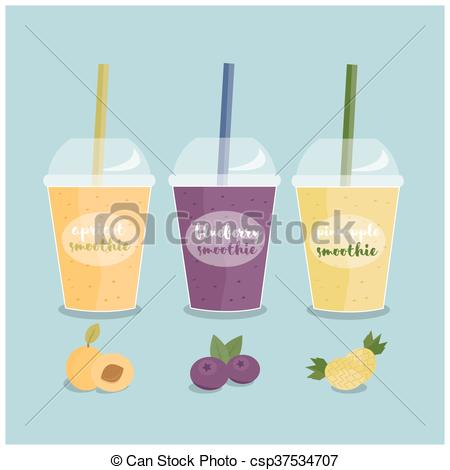 Smoothie clipart takeaway Go and go of to