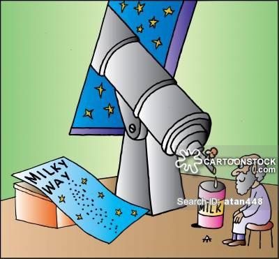 Milky Way clipart cartoon Of from 19 funny Way