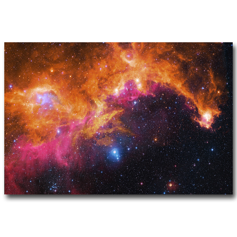 Nebula clipart milky way Universe Decoration Space NICOLESHENTING Art
