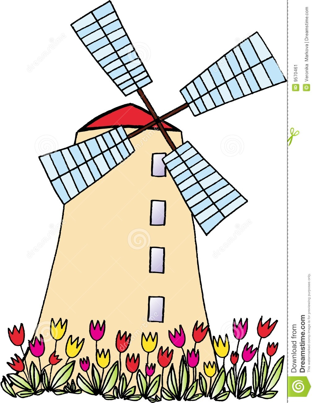 Mill clipart Free Windmill Clipart Clipart Images