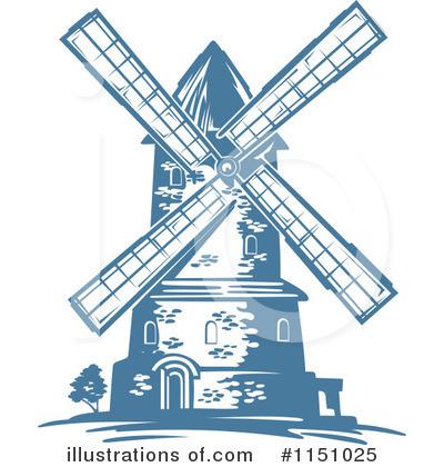 Windmill clipart dutch windmill #5