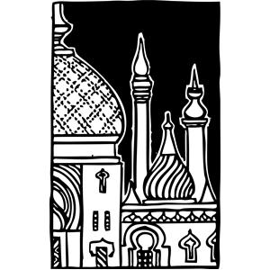 Minarets clipart Of (wmf download minarets clipart