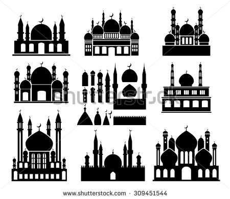 Arabien Nights clipart Nights Google clipart silhouette nights