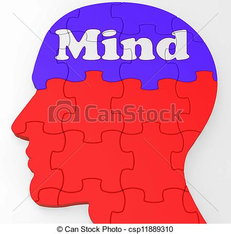 Mind clipart Mind And csp11889310 Profile Shows