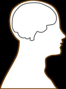 Mind clipart Brain  Art vector Clip