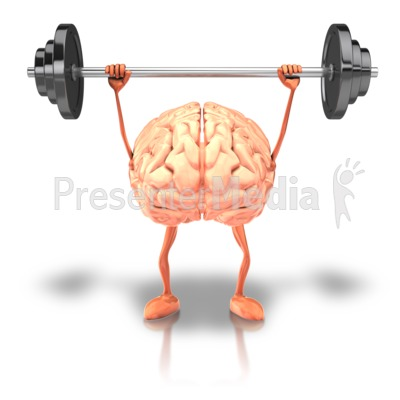 Brains clipart excercise Exercising Presenter and 3D ID#