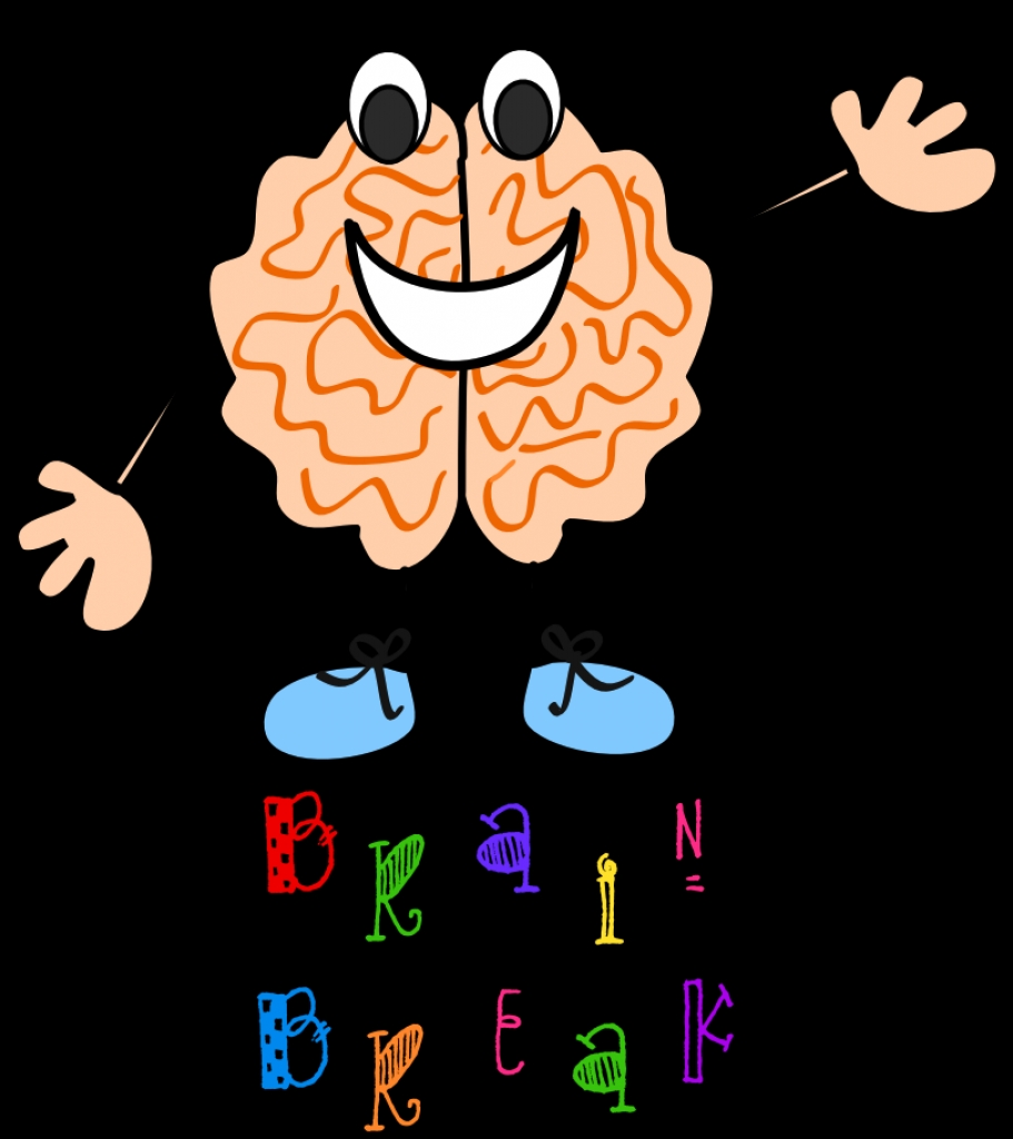 Mind clipart brain break Free spring Download Art brain