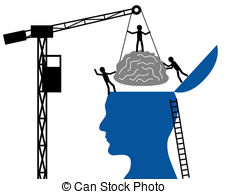 Brains clipart head clipart White Art  Head background