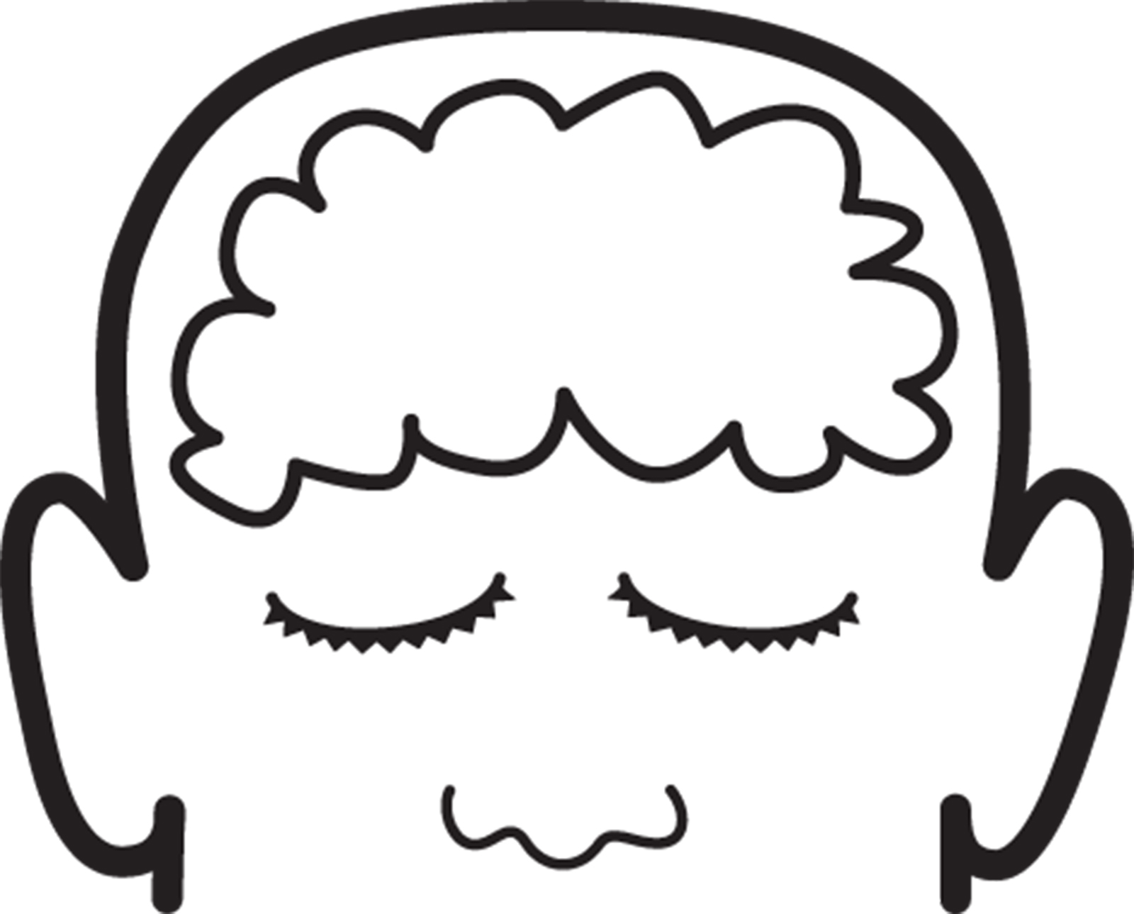 Drawn brains blank Brain Download
