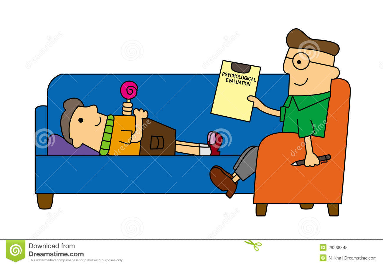 Cartoon clipart psychologist Psychology On clipart collection Change