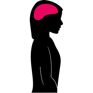 Brains clipart silhouette Clipart collection head png Brain