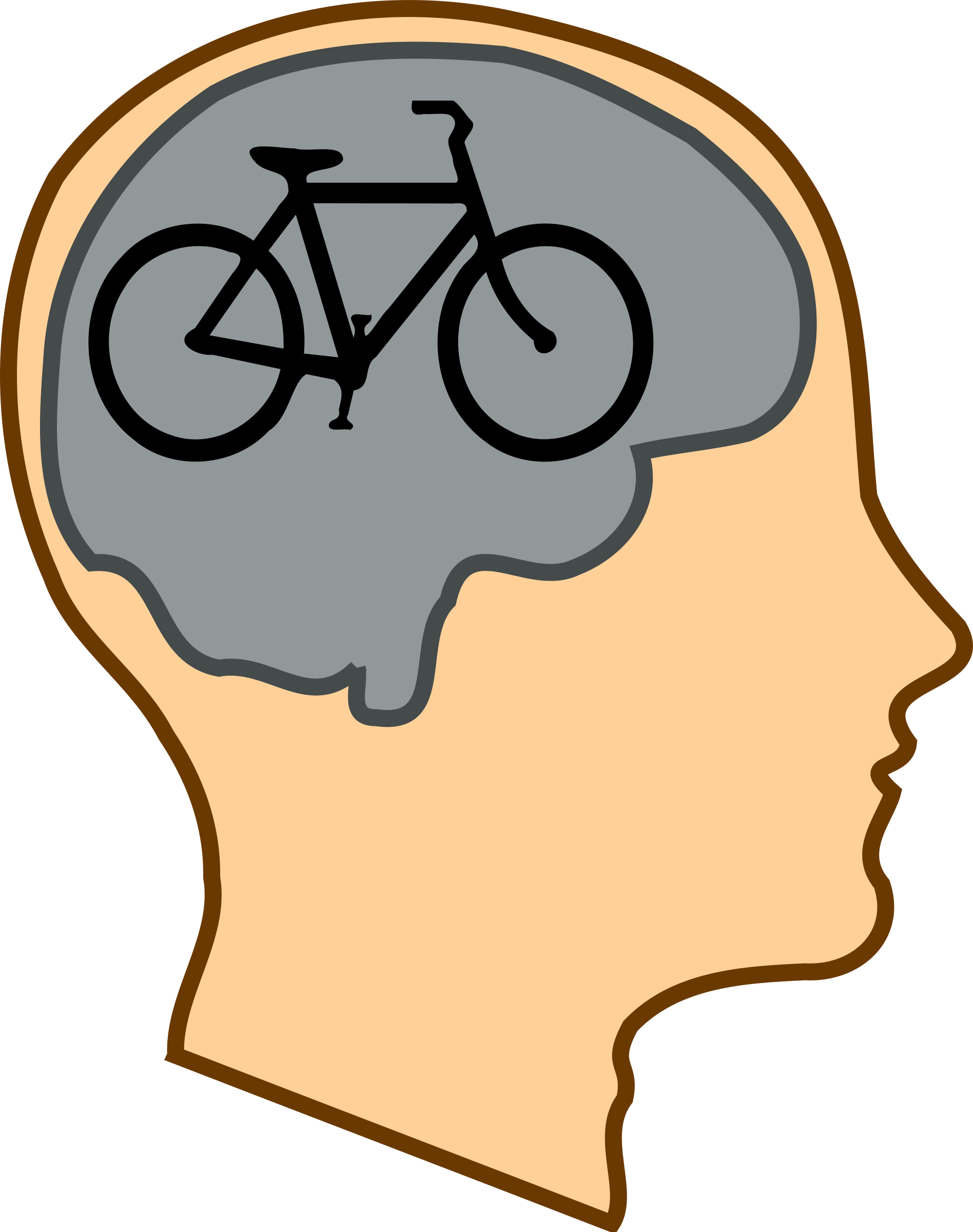 Mind clipart healthy mind Our Clipart Minds Bicycle For