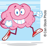 Mind clipart healthy mind Brain 2  Jogging Healthy
