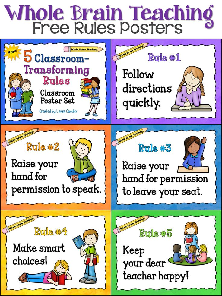 Philosophy clipart elementary school classroom Whole download Rule Click Brain