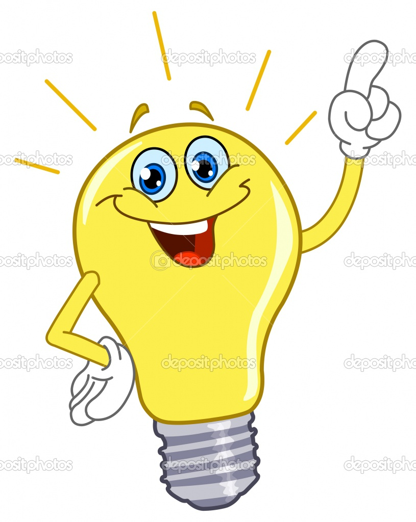 Lights clipart cartoon Clipart Clipart Clipart Lightbulb Animated
