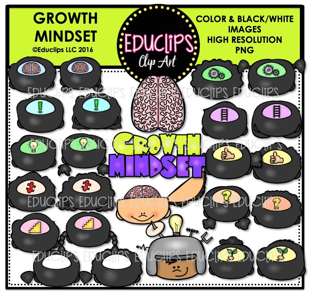 Mind clipart mindset States Mind Symbols (Color Growth