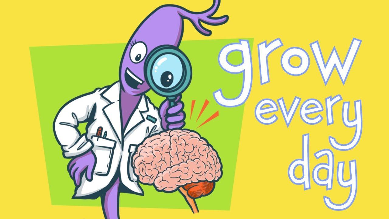 Neuron clipart logo Introduces set that kids to