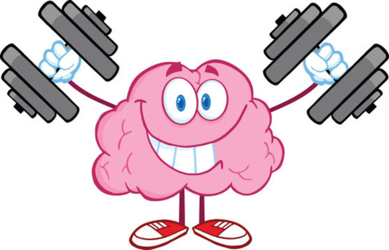 Larger clipart strong To the Brain How Retrain