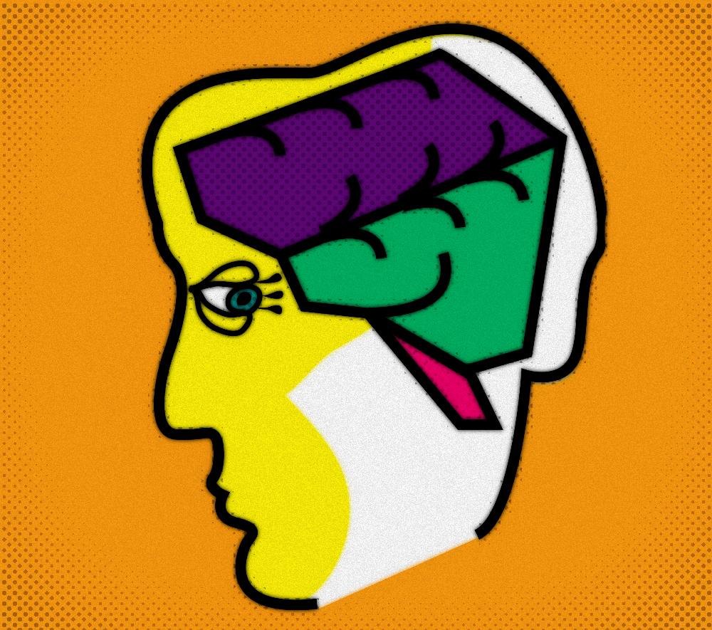 Mind clipart suspicious A mind2 Brain The Blind