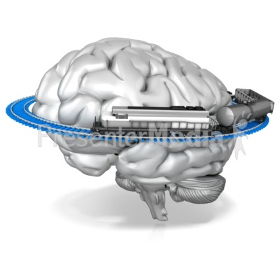 Mind clipart thought Of Train Clipart One Or