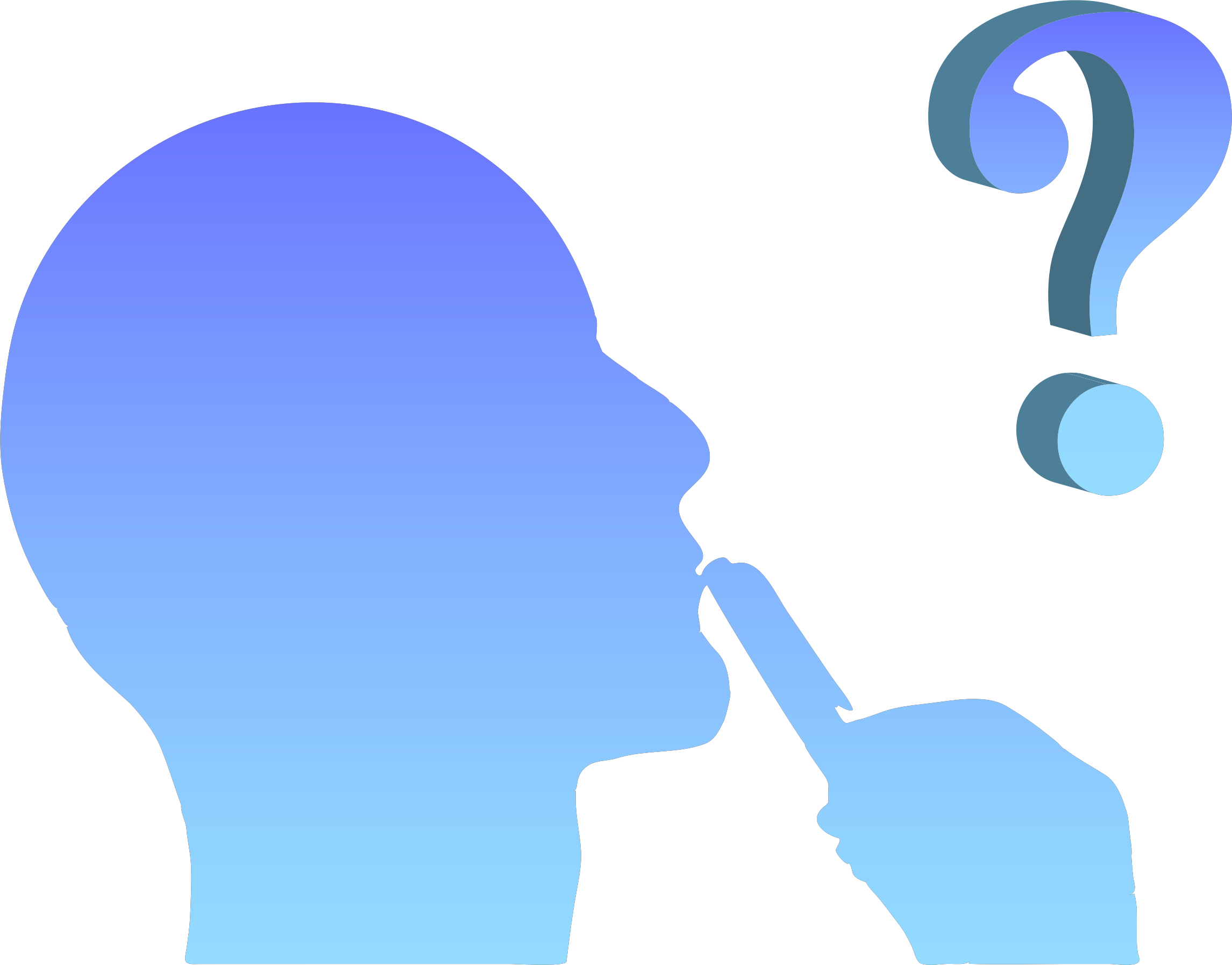 Mind clipart thought Deep Deep Thought Clipart Thought