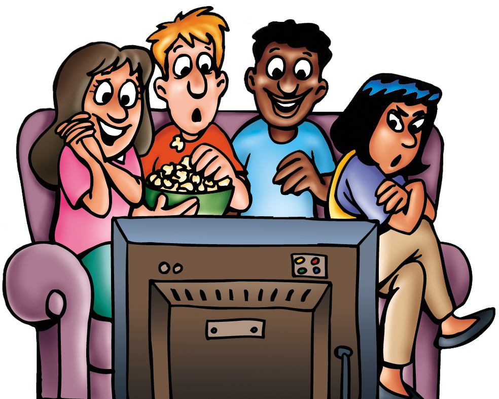 Advertisement clipart watch tv Tv Improve TV Writing Your