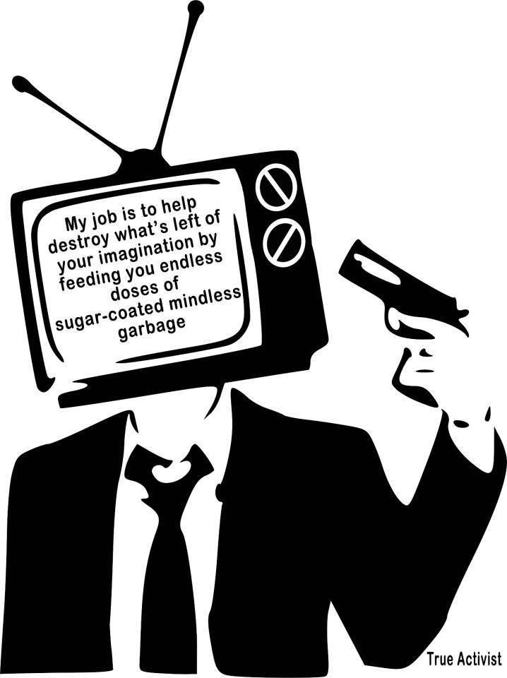 Mind clipart watch tv (turn whenever eye imagination channels