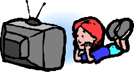 Mind clipart watch tv Bed Download tv Tv