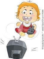 Mind clipart watch tv Elementary: the Break to Children's