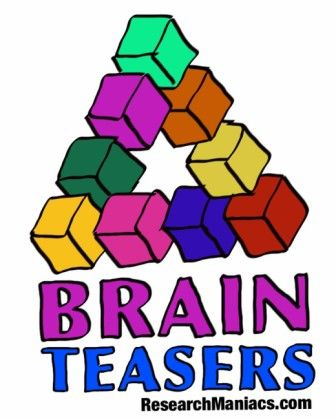 Mind Teaser clipart Brain images about Teasers Riddles