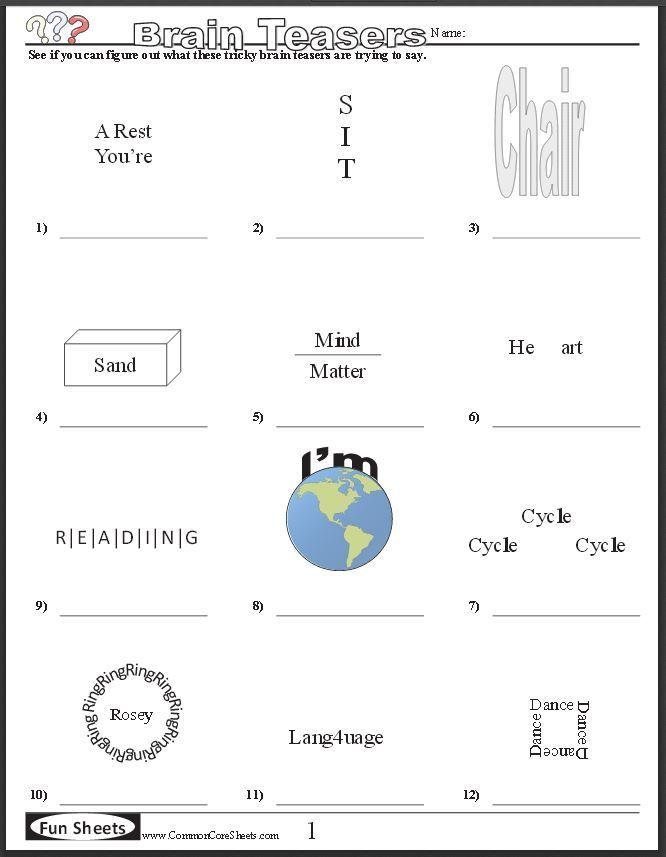 Mind Teaser clipart metacognition Images keep that TEASER 95