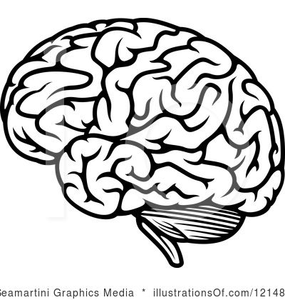 Brains clipart silhouette Metacognition Pinterest about on Search