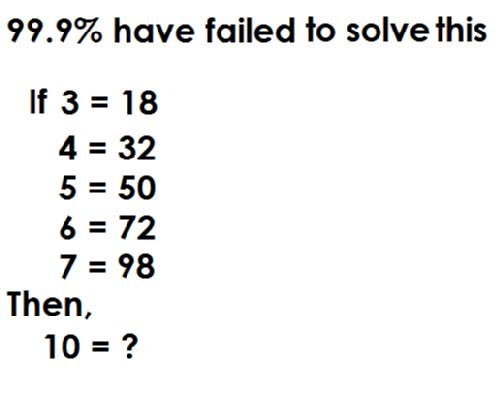 Mind Teaser clipart top student 10 maths Solve on Teasers