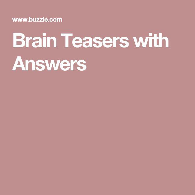 Mind Teaser clipart top student Teasers 20+ Pinterest ideas Teasers