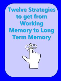 Mindteaser clipart working memory  function kids' memory How