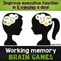 Mindteaser clipart working memory Improve memory in How memory