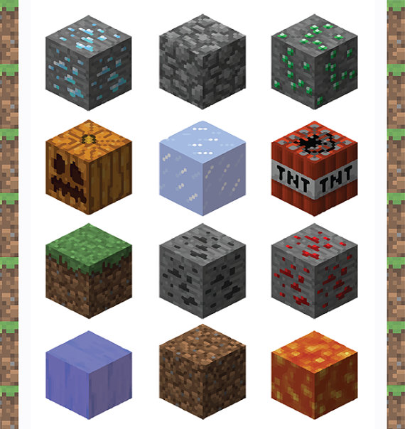 Minecraft clipart Images Art pw FreeClipart Clip