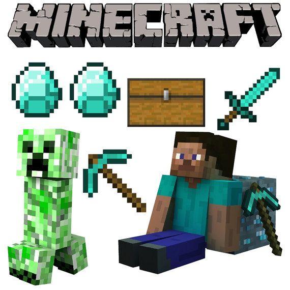 Minecraft clipart FreeClipart ideas creative Clip #5472