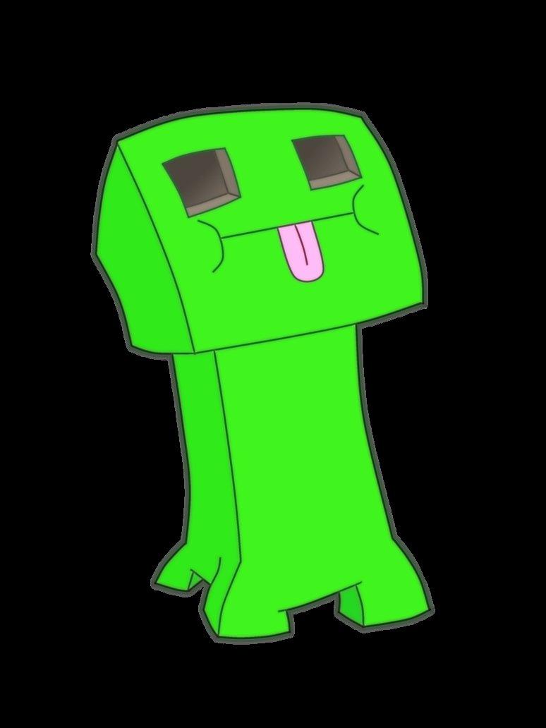 Minecraft clipart creaper #5