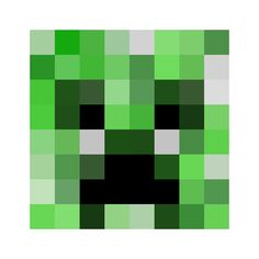 Minecraft clipart creaper #2