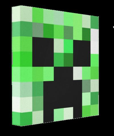 Minecraft clipart creaper #14
