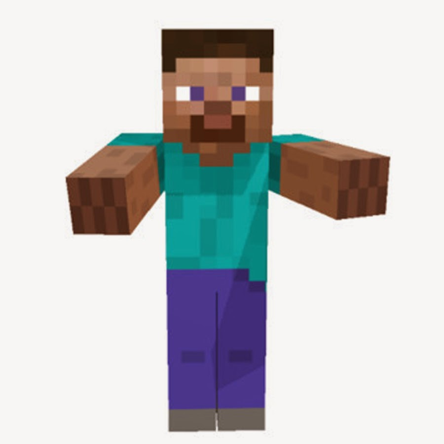 Minecraft clipart minecraft steve On the Game! the Steve