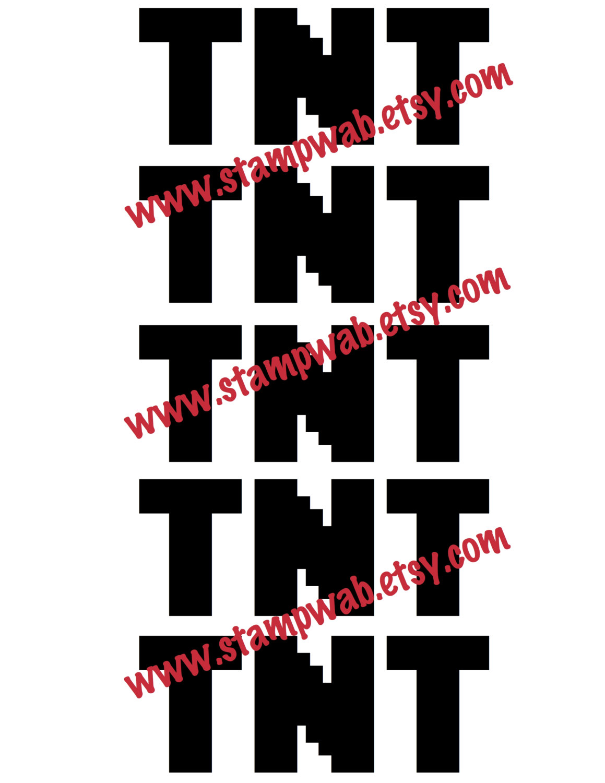 TNT Wraps PRINTABLE